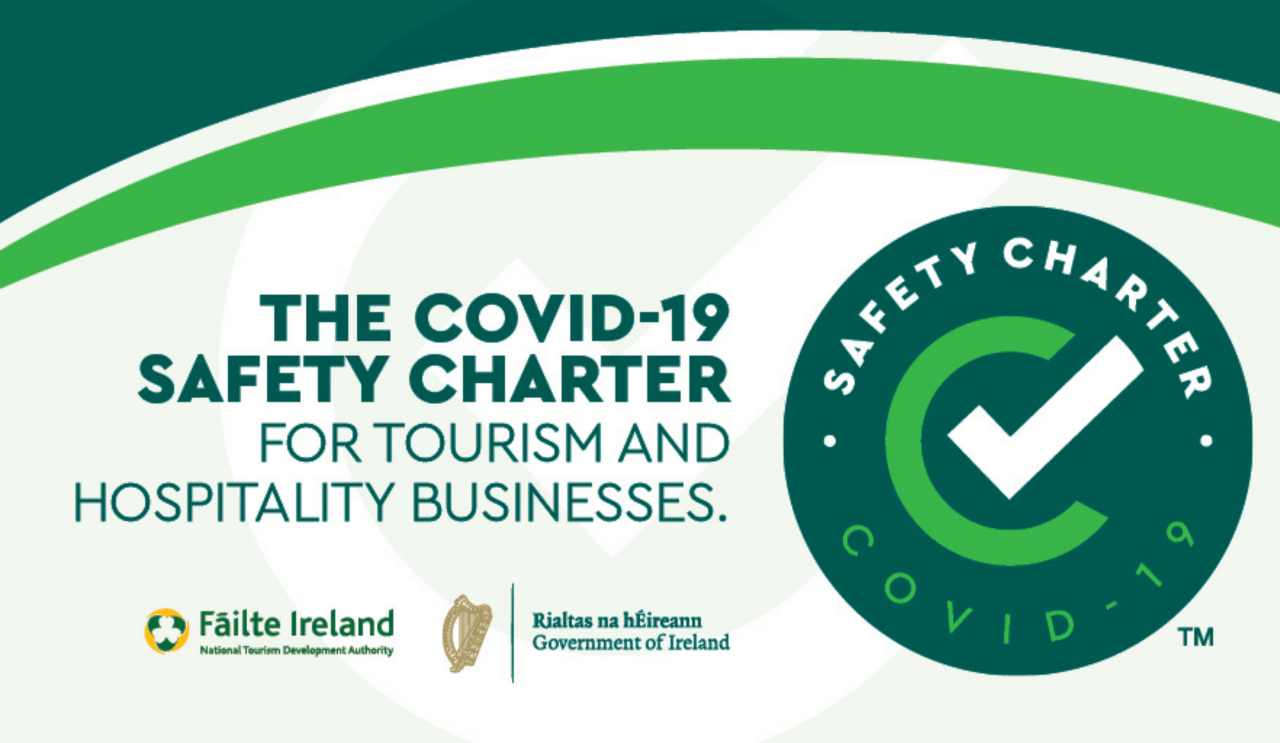 Covid-19 Safety Charter Raheen Woods Hotel Athenry Galway1